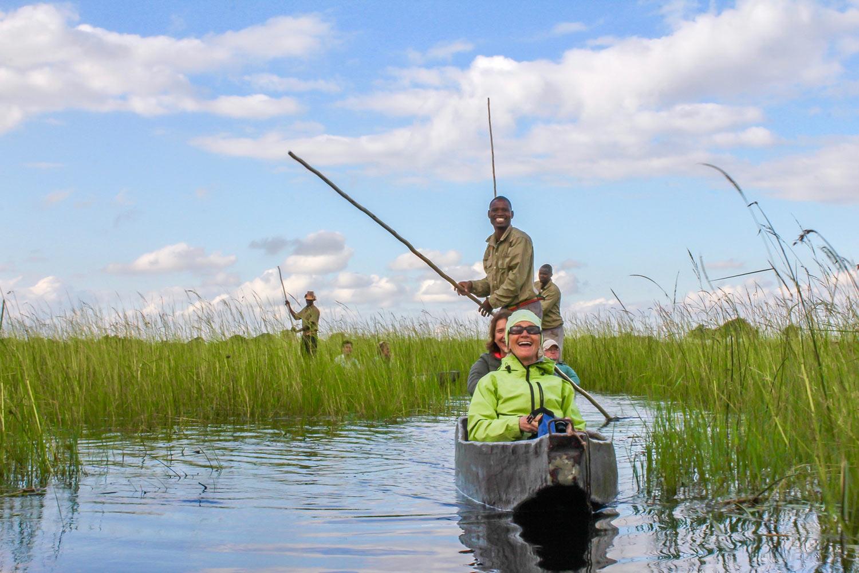Canoa Okavango