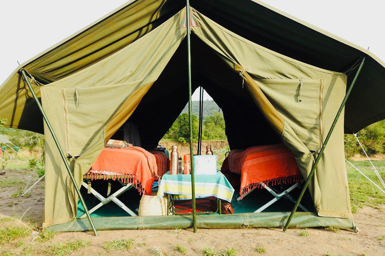 Safari a Caballo en Masai Mara