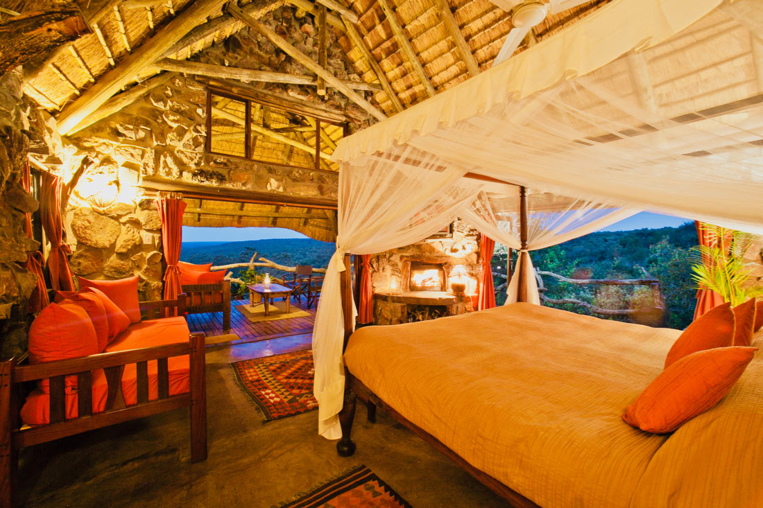 Alojamiento Lodge áfrica