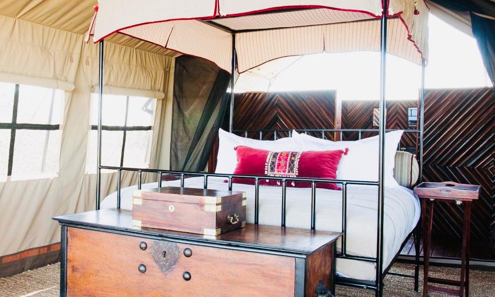 Alojamiento en África Safaris