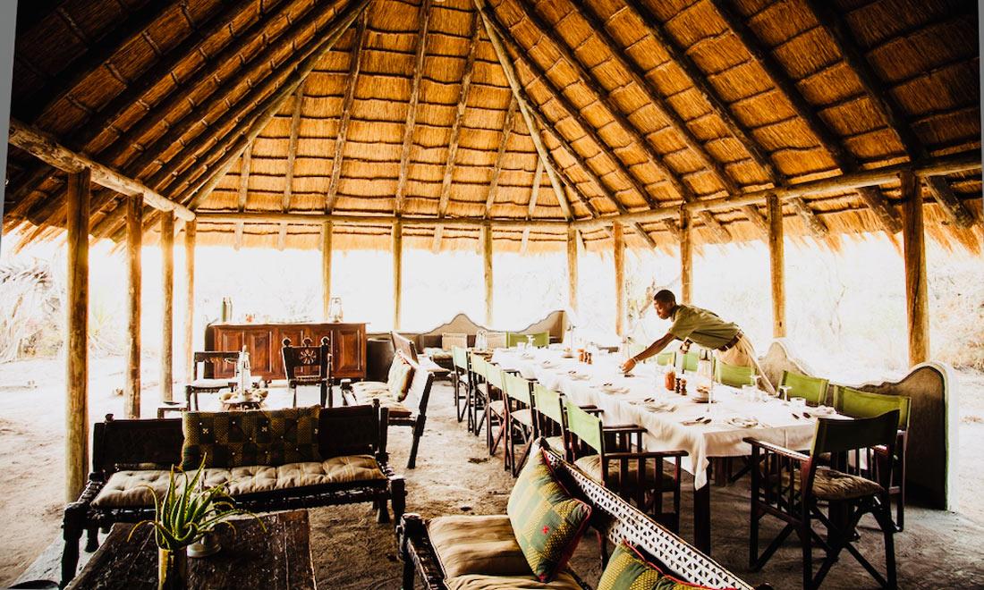 Safari a Botswana alojamientos