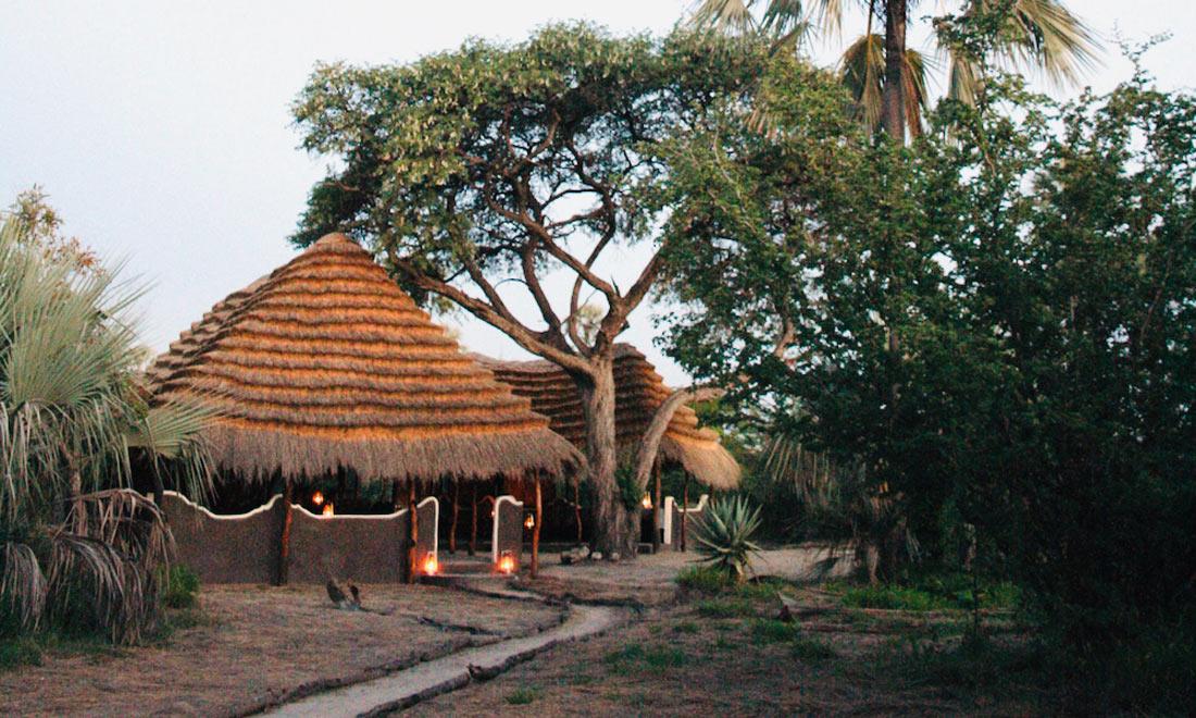 Safari alojamientos