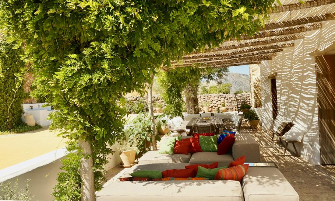 alojamiento en la Serranía de Ronda