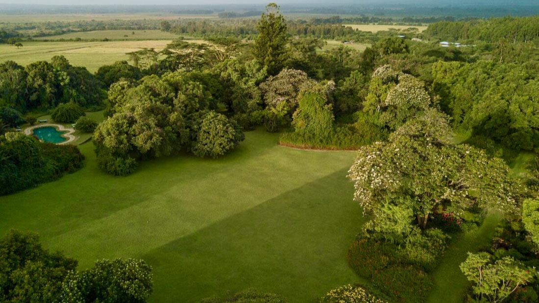 hacienda privada en Kenia